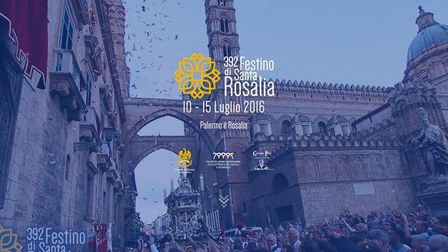 392° Festino di Santa Rosalia