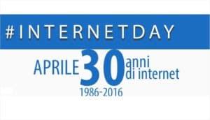 30 aprile 2016, 30 anni di Internet in Italia