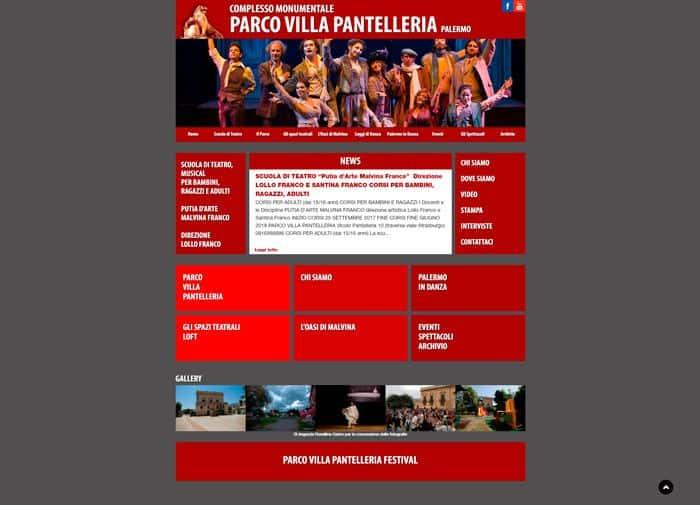 Complesso monumentale Parco Villa Pantelleria