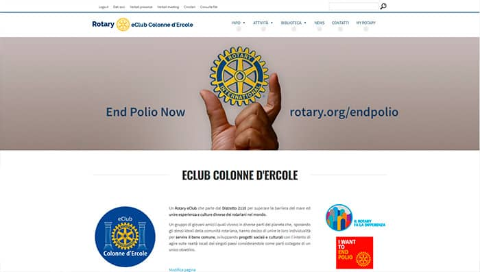 Rotary eClub Colonne d'Ercole